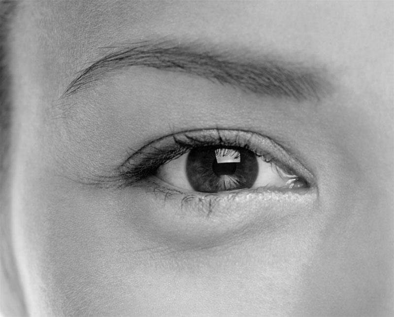 les poches - les yeux