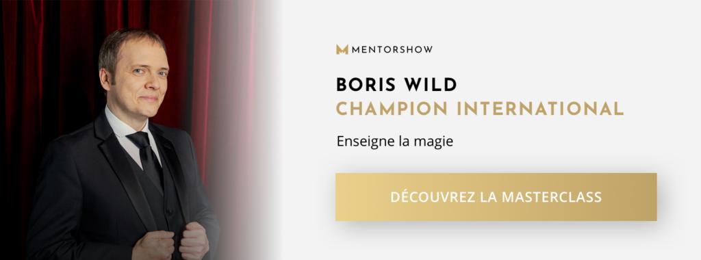 boris wild magie